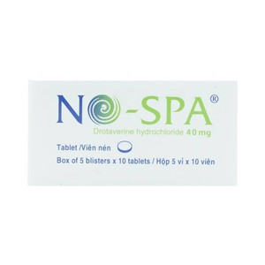 No-Spa 40Mg