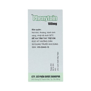 Phenytoin 100Mg