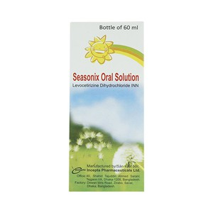 Seasonix Oral Solution Incepta 60Ml