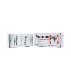 Piracetam 400Mg