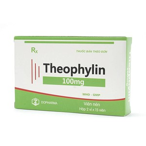 Theophylin-100Mg