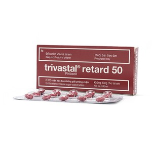 Trivastal Retard 50Mg