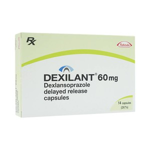 Dexilant 60Mg 2X7 Takeda