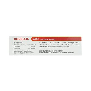 Coneulin 500Mg Hasan 3X10