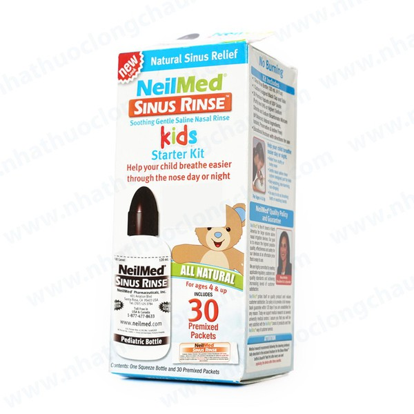 Neilmed Pediatric Kit 30