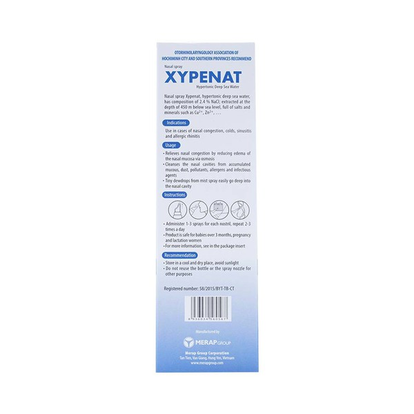 Xypenat  75Ml