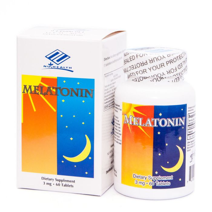 Nuhealth Melatonin