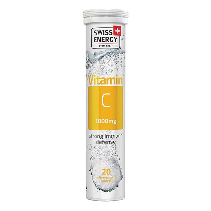 SWISS ENERGY VITAMIN C 1000MG 2