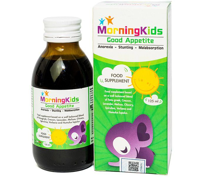 Morningkids Good Appetite 125Ml 2