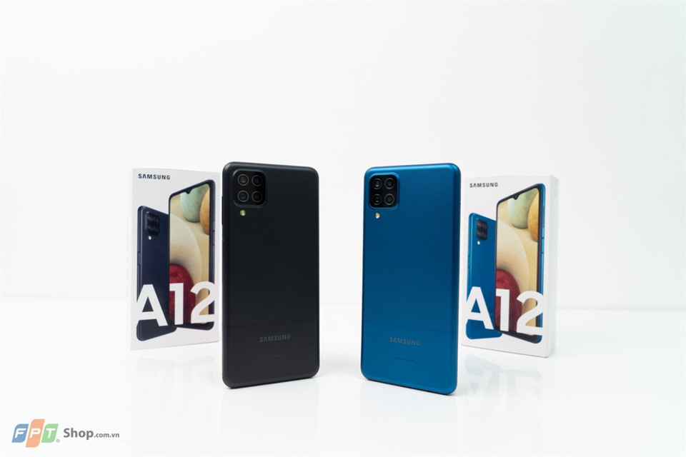 Samsung Galaxy A12 4GB-128GB