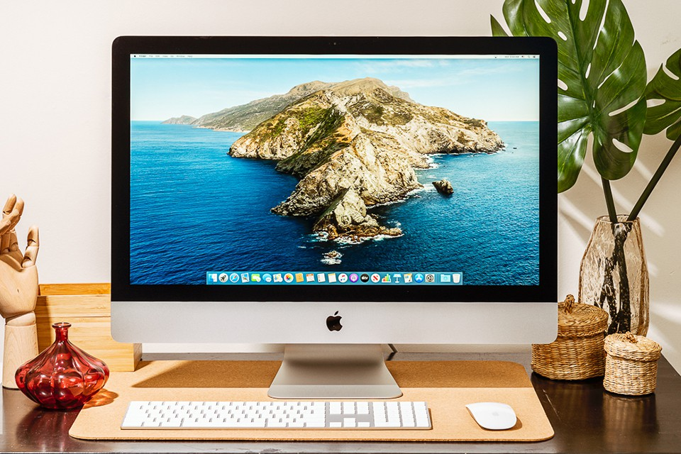all in one iMac 27 inch 2020 Retina 5K