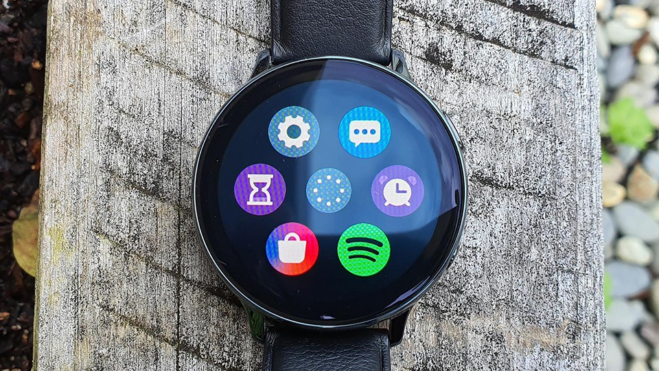 tính năng Samsung Galaxy Watch Active 2 LTE Steel 44mm